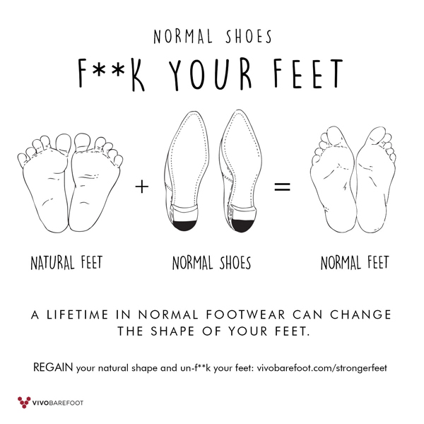 The Benefits of Barefoot