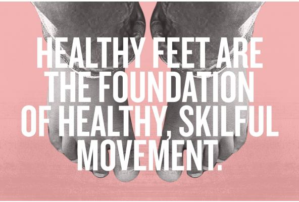 REJECT THE STATUS QUO, FREE YOUR FEET & REGAIN YOUR NATURAL MOVEMENT