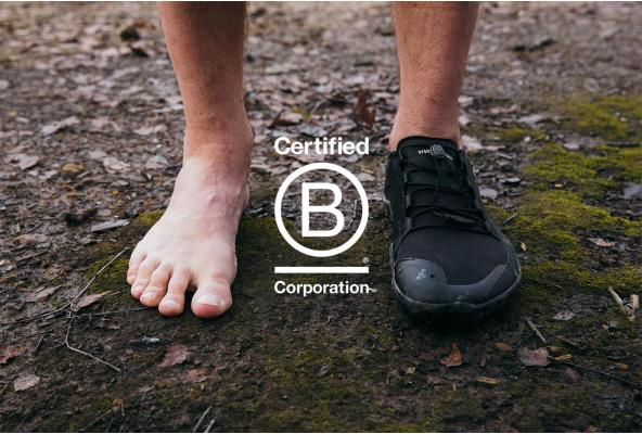 We're the B Corp™  business going feet first - straight into nature