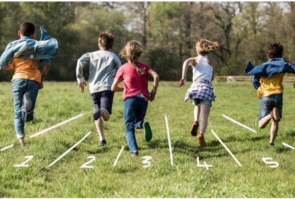 KIDS: RUN WILD AND FREE