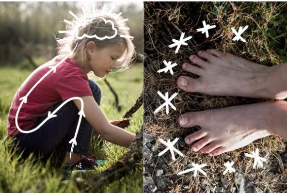 TIME TO LET KIDS GROW WILD