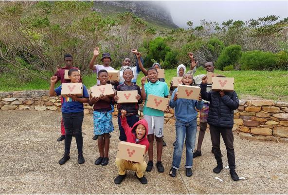 Varje barn förtjänar tillgång till naturen