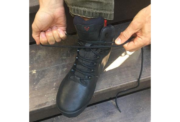 TRACKER BOOT: A SHOE REVIEW BY THE SOCK DOC