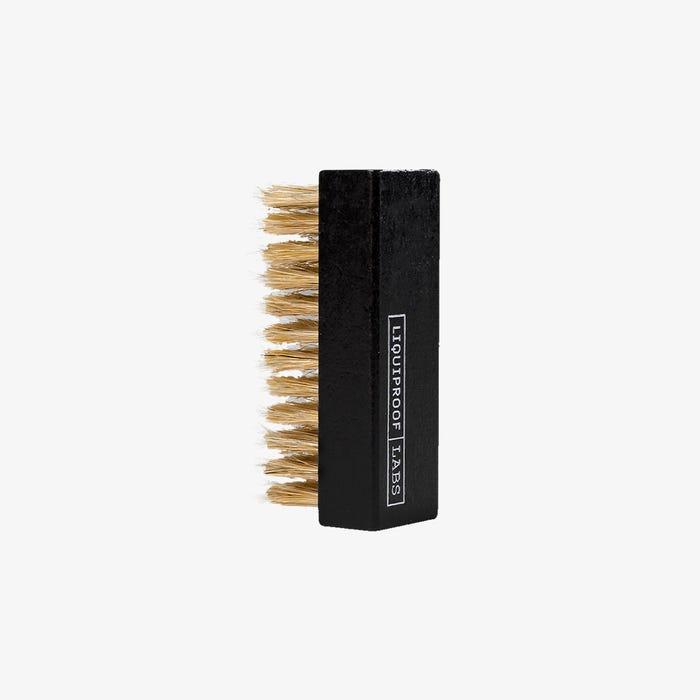 Liquiproof premium vegetable fibre brush