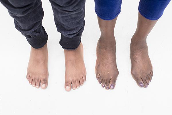 5 Grunner til at du bør bruke barfotsko