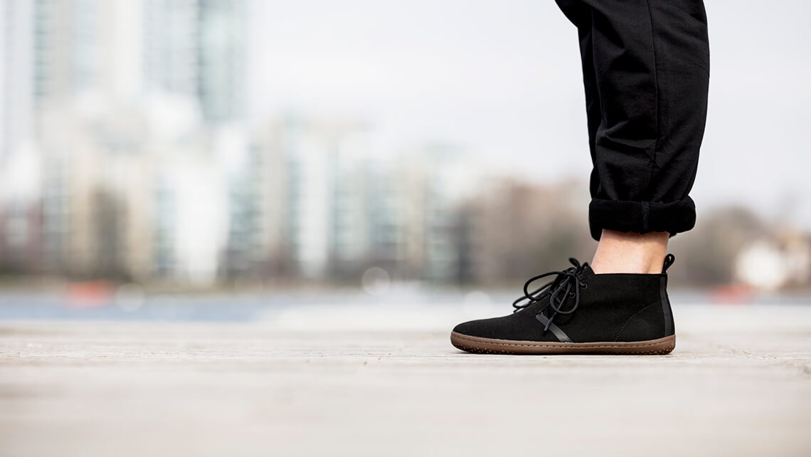 Gobi II Eco Suede | By VIVOBAREFOOT
