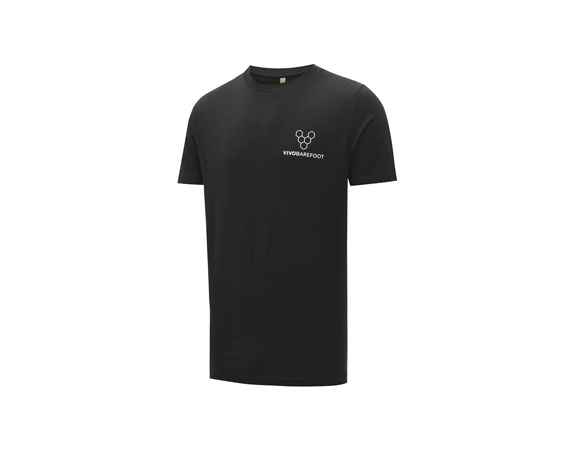 Vivobarefoot Rapanui T Shirt Mens - White S