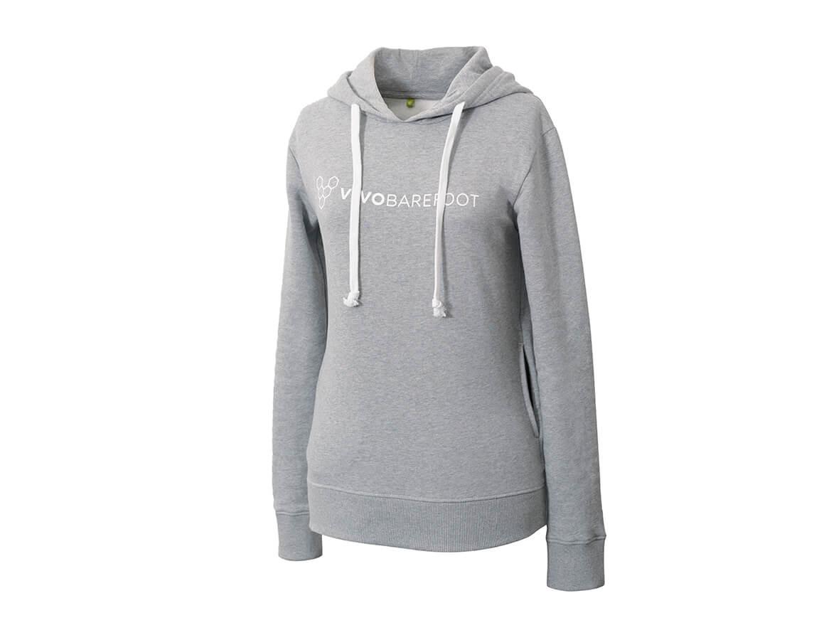 Vivobarefoot Rapanui Hoody Womens - Grey 38