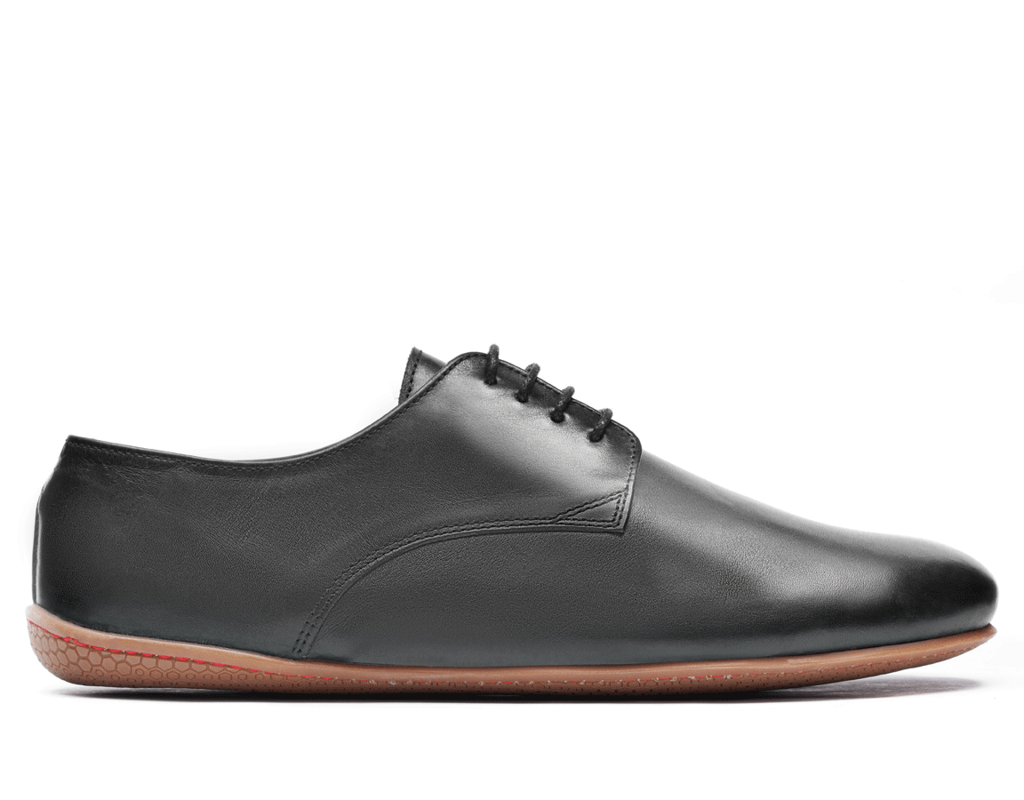 Ra II MensA barefoot Oxford lace-up in Wild Hide leather€140View; Lisbon  Mens
