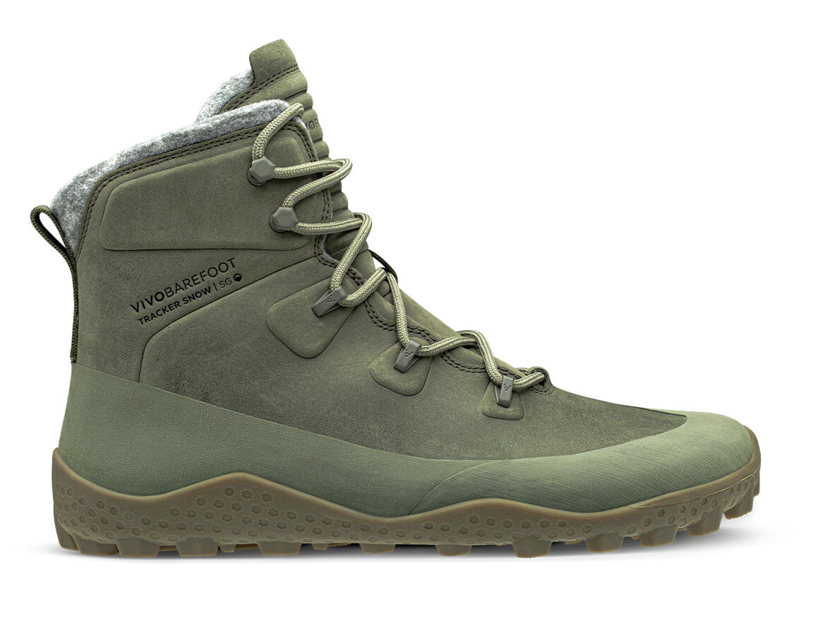 vegan barefoot winter shoes